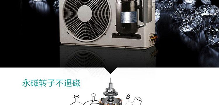 海尔定频空调外机如何接线图片