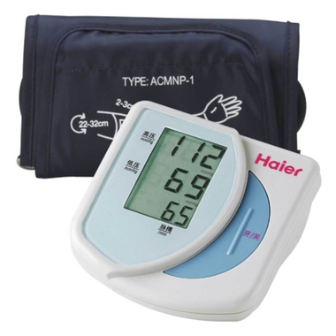 Haier/海尔 血压计 BP3BG1-A(白色)