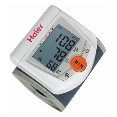 海尔腕式全自动血压计BP3MV1-1N