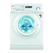 Haier/海尔 滚筒洗衣机 XQG52-Q718白