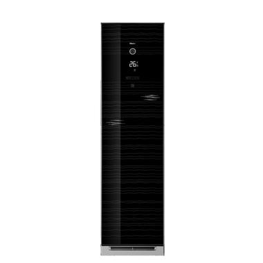 Haier/海尔 无氟变频柜式空调 KFR-56LW/62BBW21套机(珐琅黑)(联通)