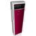 Haier/海尔 无氟变频柜式空调 KFR-50LW/03FAW23(酒红)