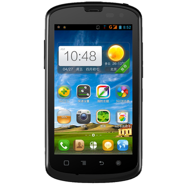HW-W718手机(360)(动感黑)