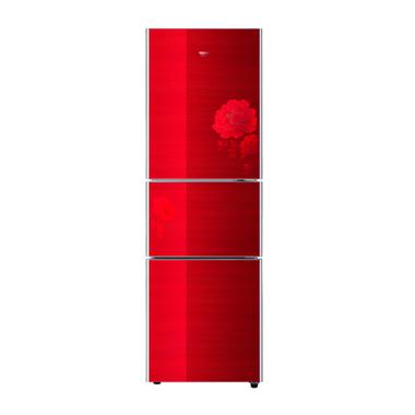 Haier/海尔 冰箱 BCD-215SKCM(新钻石红)