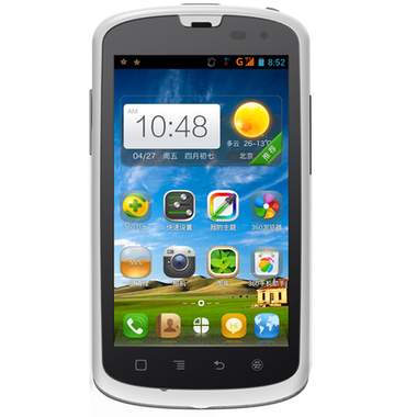 Haier/海尔 3G手机 HW-W718手机(360)(悠然白)