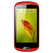 Haier/海尔 3G手机 HT-A6手机(富贵红)