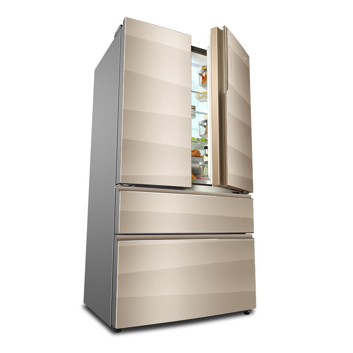 卡萨帝冰箱图片 春节来国美带海尔回家 给家人更多温暖