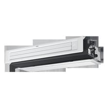 2匹分体式家庭中央空调,3D立体送风,送风角度宽广;超低能耗,行业领先;快速冷暖,营造室内均匀温度;超薄机身,隐藏式安装,与家装融为一体;超静运转,卓越静音效果;安装灵活;面板流线型设计不积灰。