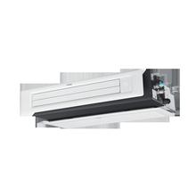 1.5匹分体式家庭中央空调,3D立体送风,送风角度宽广;超低能耗,行业领先;快速冷暖,营造室内均匀温度;超薄机身,隐藏式安装,与家装融为一体;超静运转,卓越静音效果;安装灵活;面板流线型设计不积灰。