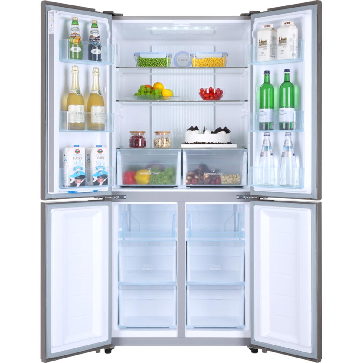 海尔冰箱BCD-480WDGB