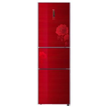 Haier/海尔 冰箱 BCD-216SDCM(新钻石红)