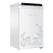 Haier/海尔 冷柜 BD-82DEM 82升 抗菌母乳冷冻柜 家用立式冷冻柜 家用小冰箱 母乳储藏柜