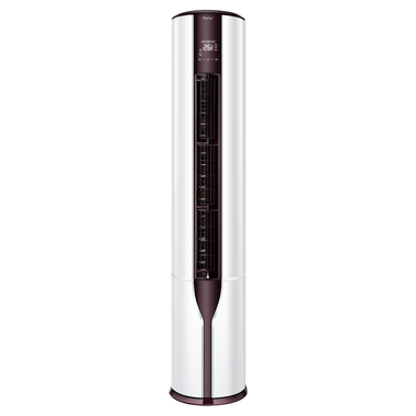 Haier/海尔 高效定频柜式空调 KFR-72LW/07EAC12(茉莉白)套机