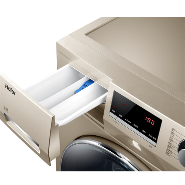 Haier/海尔                         滚筒洗衣机                         G100629BKX12G