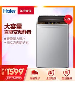 EB90BM39TH 9公斤直驱变频波轮洗衣机