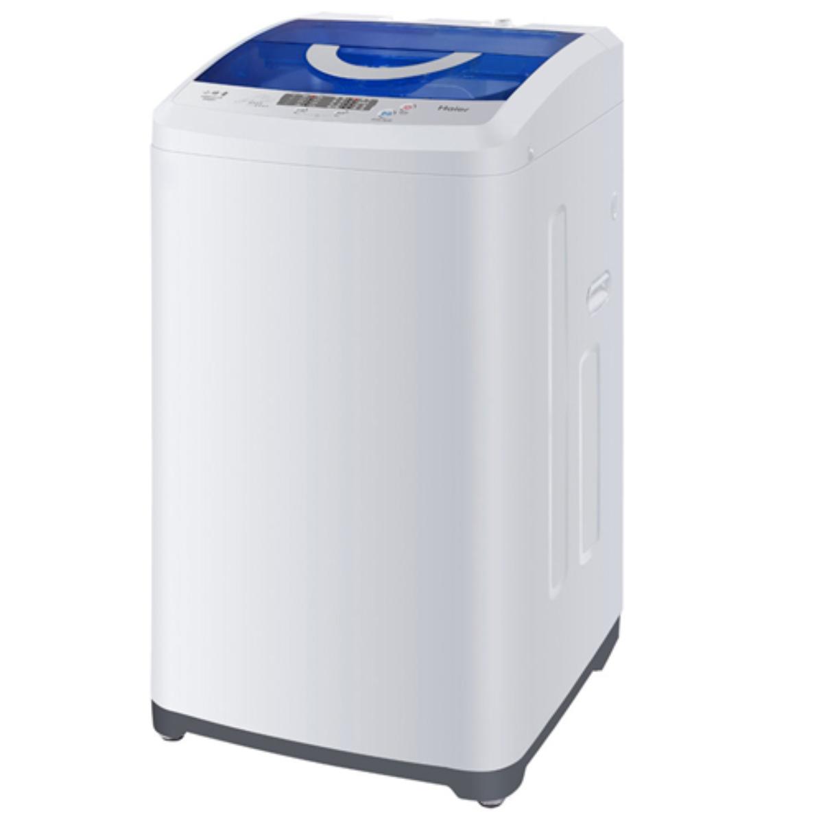 规格参数 类型 波轮洗衣机 系列 海尔全自动搓板式系列 洗涤容量(kg)